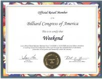 Billiard Congress of America